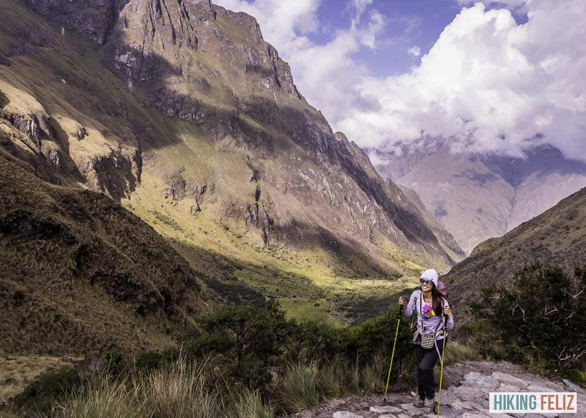 Hiking-feliz-The-Story-Inca-Trail